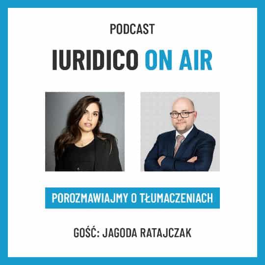 Podcast – #1 Porozmawiajmy o tłumaczeniach – Rozmowa z Jagodą Ratajczak